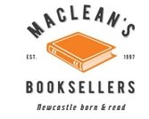 Macleans Booksellers logo