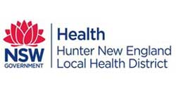 Health Hunter New England logo